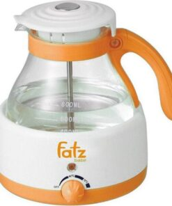 Máy hâm nước pha sữa FATZ BABY 800ml có đồng hồ đo nhiệt độ FB3005SL