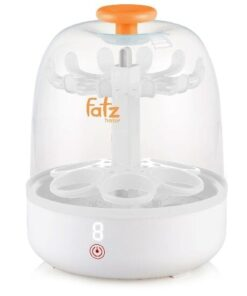Máy tiệt trùng bình sữa hơi nước điện tử FATZ BABY có màn hình LED FB4037SL