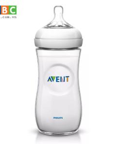 Bình sữa Philips Avent 330ml bằng nhựa, không có BPA 2
